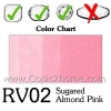 RV02 - Sugared Almond Pink