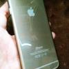 เคสไอโฟน 6 บาง 0.3 มิล สีชา