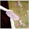 ผ้าcotton สั่งจาก USA 27x45 cm+ผ้าพื้น cotton สีน้ำตาลหาในพื้นที่ขนาด 50x50cm สั่งหลายจำนวนผ้าต่อกันค่ะไม่ตัดแยกค่ะ