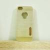 case iphone 5/5s/SE เคสยาง สีทอง