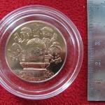 สินค้าหมดค่ะ เหรียญวันเด็ก พ.ศ.๒๕๕๖ เนื้อทองแดงค่ะ