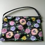 พร้อมส่งค่ะ กระเป๋าใบเล็ก Anna Sui สำหรับคลองกับใบใหญ่ สามารถใส่มือถือได้นะคะ