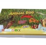 ไข่สารพัดสัตว์แช่น้ำขนาดจิ๋ว