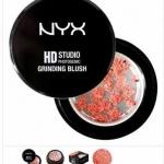 พร้อมส่ง ถูกที่สุด 50% * NYX HD Studio Photogenic Grinding Blush compact #01Georgia Peach นวัติกรรมใหม่ที่ช่างแต่งหน้านิยมที่สุดจากผงแป้งที่มัีความละเอี