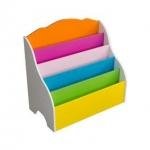 """ชั้น ที่วาง ตู้สำหรับใส่หนังสือนิทานของเด็ก """"สีรุ้ง""""  ถูกสุด ๆ  น่ารักมากค่ะ  (ส่งฟรีแบบขนส่งเอกชนค่ะ)"""