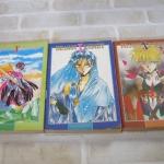 DRAGON X KNIGHT ชุด เลม 1-3 Ohkami Mineko เขียน