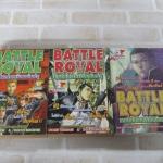 BATTLE ROYAL เกมโหดโรงเรียนพันธุ์ดุ ชุด เล่ม 1-3