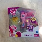 พร้อมส่งค่ะ My little Pony Pinkie Pie figure พร้อมแปรงหวีขน ลิขสิทธิ์แท้ by Hasbro