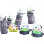 พร้อมส่งค่ะ น่ารักมากๆ My cup My Totoro ขวดแก้วฝาโดม 300 ml ไว้จับฉลากปีใหม่จ้า