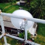 PtP, PtMP, Outdoor Wireless Link เน็ทบ้านไร้สาย