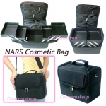 Nars Cosmetic bag กระเป๋าใส่เครื่องสำอางค์และอุปกรณ์ชนิดพกพาของnarsน้ำหนักเบาพร้อมสายสะพาย ปรับเลื่อนได้