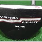 """ODYSSEY VERSA V-LINE 34"""" PUTTER SUPERSTROKE GRIP"""