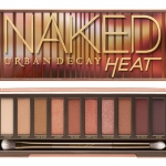 ส่งฟรี URBAN DECAY Naked Heat Palette ของแท้ เคาเตอร์ไทย อายแชโดว์ตกแต่งดวงตา เนื้อแมทและชิมเมอร์