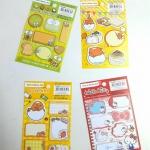 พร้อมส่งค่ะ Sanrio post-it memo pad ยกเซ็ต 4 แพ็ค