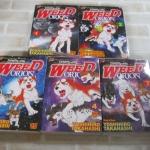 ไอ้เขี้ยวเงิน WEED ORION ชุด เล่ม 1,2,3,4,7 ( 15 เล้มจบ ) Yoshihiro Takahashi เขียน