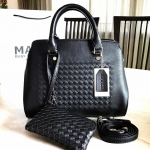 MARCS WOMAN STRUCTURED HANDBAG WITH POUCH