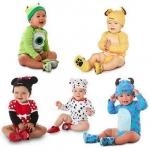 Disney Cuddly Bodysuit™ Costumes Size 80-90-95 เสื้อ + หมวก ในห้างถ้าเอามาขายคงแพงมา ร้านยิ้มหวานขายราคาเบา ๆ ค่ะ (ถ้าชอบหลวมเผื่อขึ้น 1 size ได้ค่ะ)
