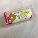 พร้อมส่งค่ะ San-X Japan Rilakkuma กล่องแว่นแบบ hard case