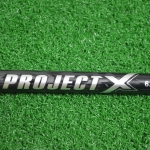 "NEW PROJECT X 6.0 BLACK SHAFT UNCUT 46"" FLEX S"