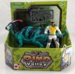 ไดโนเสาร์อวกาศคู่มนุษย์อวกาศ ไดโนวัลเล่(Dino Valley)
