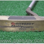 ODYSSEY DUAL FORCE 665 PUTTER 35""