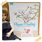 "USEDCbook4 : "" Flower Painting "" Shabha shine's Sketchbook มือ 2 ค่ะ ราคาเล่มใหม่ตอนซื้อ 295 บาทค่ะ"