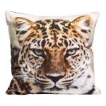 ♥♥พร้อมส่งค่ะ♥♥ H&M Cushion Cover   ปลอกหมอนลายเสือลีโอพาร์ด สวยเก๋