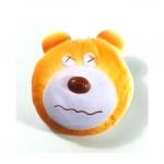 สกุชชี่ขนมปังหน้าหมีจ๋อย เส้นผ่าศูนย์กลาง 10 CM