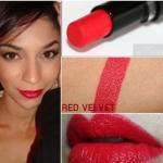 ขายของแท้เท่านั้น Wet n Wild Mega Last Lip Color 3.3 g #สี 910D Red Velvetสีแดงละมุน ทาแล้ว สวยหน้าพุ่ง สีนี้ควรมีไว้