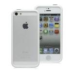 Bumper สีขาว สำหรับ iPhone5