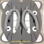 รองเท้าแตะ ลาย โตโตโร่ Totoro