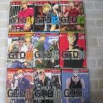 GTO SHONAN 140 DAYS ครบชุด 9 เล่มจบ Toru Fujisawa เขียน