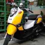 รถจักรยานยนต์ ยามาฮ่า ฟีโน่ (Yamaha Fino)