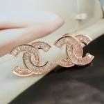 ต่างหู Chanel เซอร์คอเนียทอง