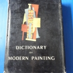 DICTIONARY OF MODERN PAINTING