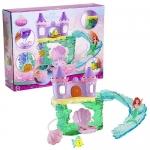 พร้อมส่ง ของขวัญสำหรับคริสต์มาสและปีใหม่ค่ะ Disney Princess Ariel Bath Castle by Mattel