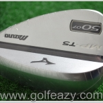 MIZUNO MP-T5 WHITE SATIN WEDGES 50* DYNAMIC GOLD FLEX WEDGE