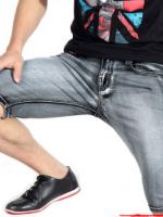 กางเกงขาสั้นยีนส์แฟชั่น