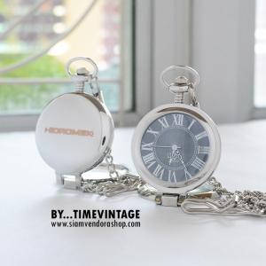 นาฬิกาพรี่เมี่ยมตั้งโต๊ะ เป็นได้ทั้งแบบนาฬิกาพกพาได้ และตั้งไว้บนโต๊ะสุดเก๋ งานสวยๆจาก Hidromek