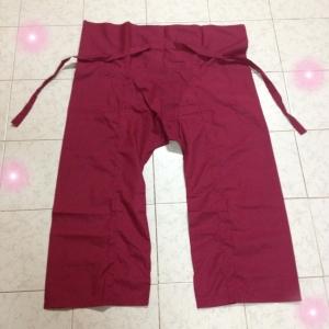 [ขนาด Freesize] กางเกงขาก๊วย (กางเกงเล) รัตนาภรณ์ เนื้อผ้าอย่างดี ใส่สบายมาก