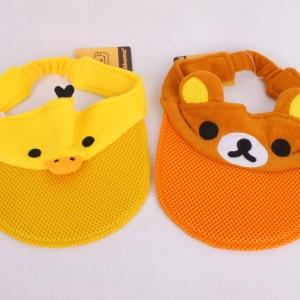 หมวก ยืดได้ มี2ลาย Rilakkuma หมีน้ำตาล และ Kiioritori โทริ ลูกเจี๊ญบ