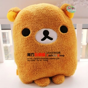 หมอนอิง หมี ริลัคคุมะ Rilakkuma หมีสีน้ำตาล
