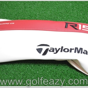 NEW TAYLORMADE R15 DRIVER HEADCOVER