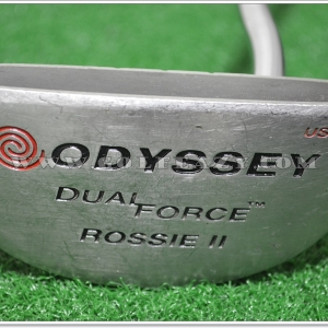 """ODYSSEY DUAL FORCE ROSSIE 2 35"""" PUTTER"""