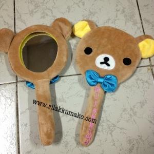 กระจก หมี ริลัคคุมะ Rilakkuma แบบถือ