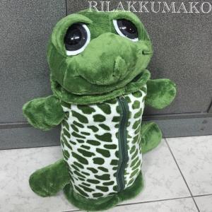 ตุ๊กตาผ้าห่มเต่าแซมมี่ หมอนผ้าห่มเต่าแซมมี่