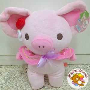 ตุ๊กตาหมู Piggy Girl ขนาดใหญ่ 12นิ้ว