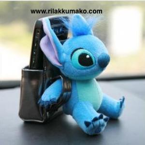 อุปกรณ์แต่งรถ ลาย Stitch สติช ที่วางโทรศัพท์ มือถือ หน้ารถ