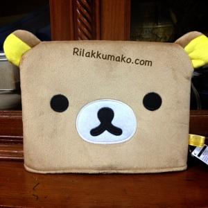 กระเป๋าไอแพด ipad ลายหมี ริลัคคุมะ Rilakkuma