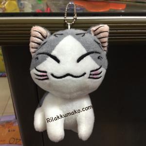 พวงกุญแจ แมวน้อย จี้จัง แมวจี้จัง หน้ายิ้ม Chi's Sweet Home